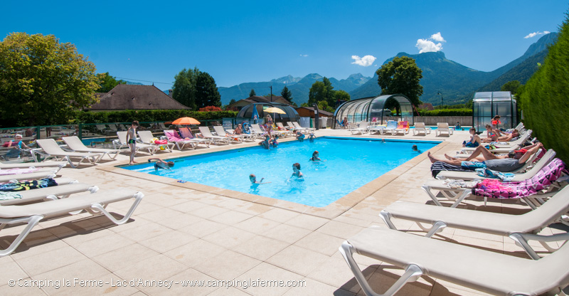 Camping lac annecy piscines et activit s for Camping lac annecy avec piscine